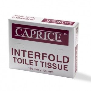 2 PLY SOFT INTELEAVED TOILET-TISSUE(CAP)
