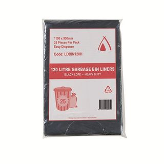 (TP-LOW) 120 LTR BIN LINER LDPE 1100X950