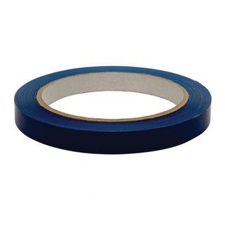 PVC BAG TAPE 12MM X 66M BLUE