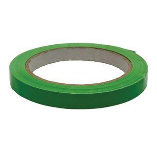 PVC BAG TAPE 12MM X 66M GREEN