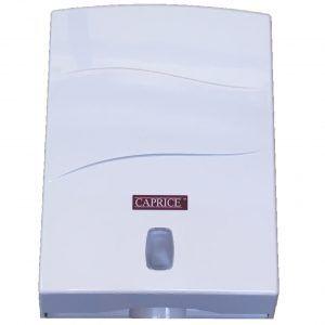 CAPRICE INTERLEAF TOWEL DISPENSER PLASTIC