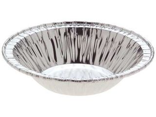 278 SMALL ROUND PIE FOIL ( 305RB )