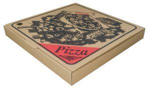 15 IN PIZZA E- FLUTE (100) PINNACLE
