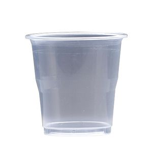 200ML  CLEAR PLASTIC CUP (PL 7) (SLV)