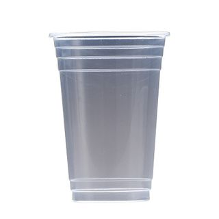 520ML 18OZ CLEAR PP CUP PL18 (SLV)