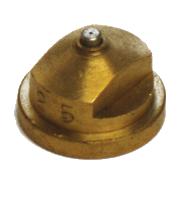 H20 button, single orifice