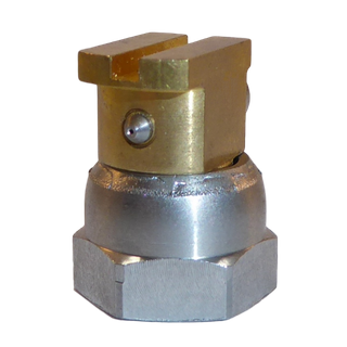 H200 nozzle; 90°; 1 exit; Ø0.40mm