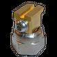 H200 nozzle; 90°; 1 exit; Ø0.50mm