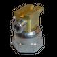 H200 nozzle; 90°; 2 exits; Ø0.40 mm; 22°