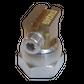 H200 nozzle; 90°; 2 exits; Ø0.70 mm; 30°