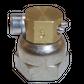H200 nozzle; 90°; 3 exits; Ø0.50mm; 19°