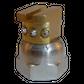 H200 nozzle; 90°; 3 exits; Ø0.50 mm; 22.5°