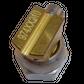 H200 nozzle; 90°; 2 exits; Ø0.75mm; 15°