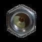 H200 nozzle; spherical; 2 exits; 15°; Ø0.40mm