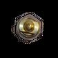 H200 nozzle; spherical; 2 exits; 15°; Ø0.50mm