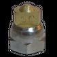 H200 nozzle; spherical; 2 exits; 30°; Ø0.30mm