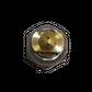 H200 nozzle; spherical; 2 exits; 30°; Ø0.60mm