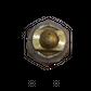 H200 nozzle; spherical; 2 exits; 60°; Ø0.40mm