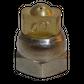 H200 nozzle; spherical; 2 exits; 60°; Ø0.50mm
