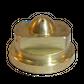 H20 button nozzle; 2 exits; 45°; Ø 0.40mm