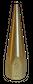 A4 handgun nozzle; 50mm; length; Ø 1.5mm