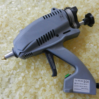 Mechanic Bulk Gun; Hot melt handgun; 200mm; 15Kg Adhesive