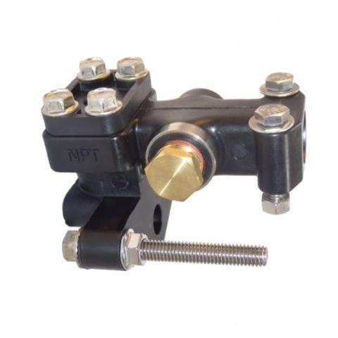 Corner assembly; top; DD-1 Pump