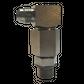 Inline filter assembly, 90º, 100 MESH