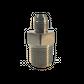 Connector 3/8 JIC x 1/2 NPT SS