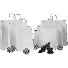 #10 PETITE BAG WHITE TWIST (C285S0001A)