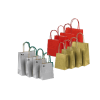 #10 PETITE BAG GOLD (285S0053)