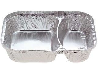 7720 2 PART MEAL CONTAINER FOIL HEAVY