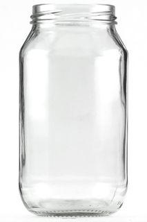 500ML TWIST JARS GLASS (JA500C)