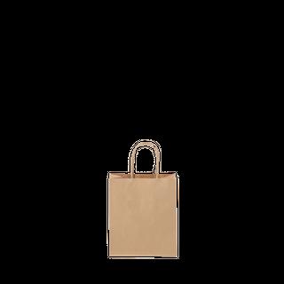 #8 PETITE BAG BROWN (C146S0010)