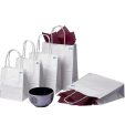 #8 PETITE BAG WHITE (C146S0001)