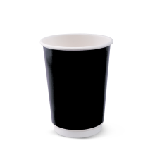 12OZ BLK SMTH WALL COMBO CUP (R124S0029) (25/500)