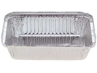 7421  LGE OBLONG T/AWAY FOIL TRAY