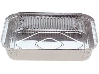 7231 LGE DEEP OBLONG FOIL TRAY