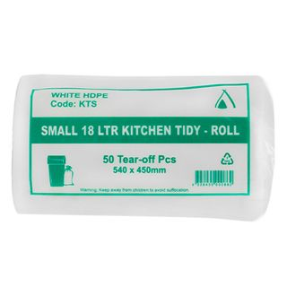 KITCHEN TIDY BAGS SMALL 18LT