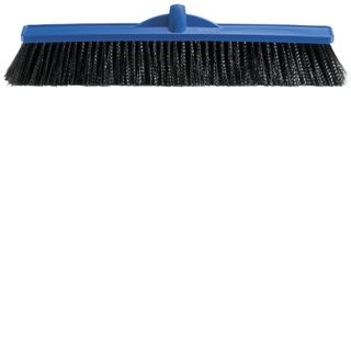 BROOM 600MM EX STIFF POLY