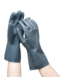 GLOVE CHEMICAL & ACID RESISTANT 300MM BL