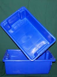 #7 BLUE NALLY TUB 32LT