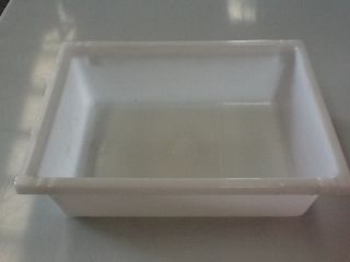 #4 WHITE NALLY TUB 13.5 LT