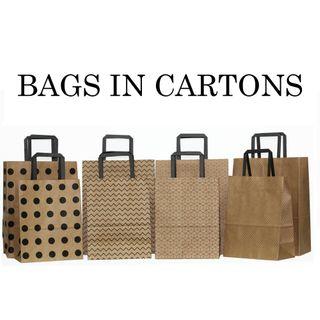 PAPER BAGS- CARTON