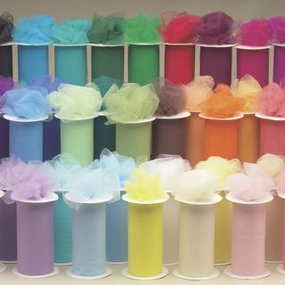 TULLE & WIDE ORGANZA