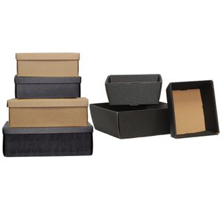 HAMPER BOXES & TRAYS