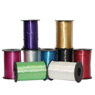CURLING RIBBON- PLAIN