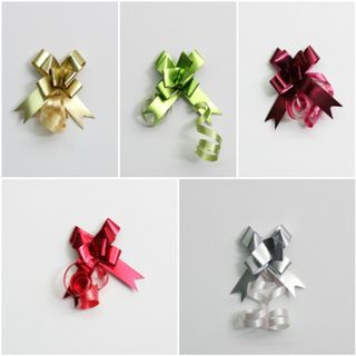 PULLBOW- MATT METALLIC