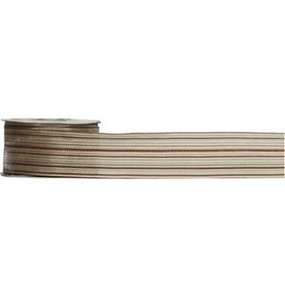 CANDY 40mm x 9M BROWN (WIRED) - BUY1, GET1 FREE