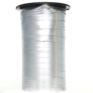 CURLING RIBBON MATT 5mm x 250M SILVER
